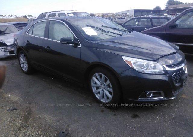 Inventory #805749696 2014 Chevrolet MALIBU