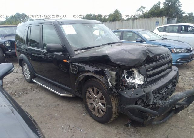 Inventory #154737513 2006 Land Rover LR3