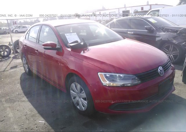 Inventory #320592272 2014 Volkswagen JETTA