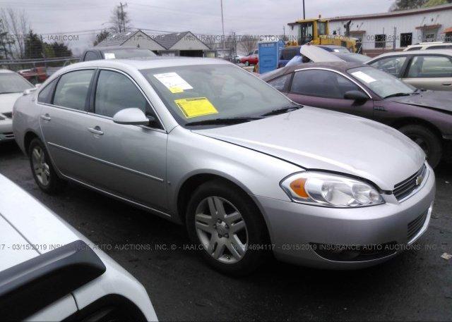 Inventory #225573591 2006 Chevrolet IMPALA