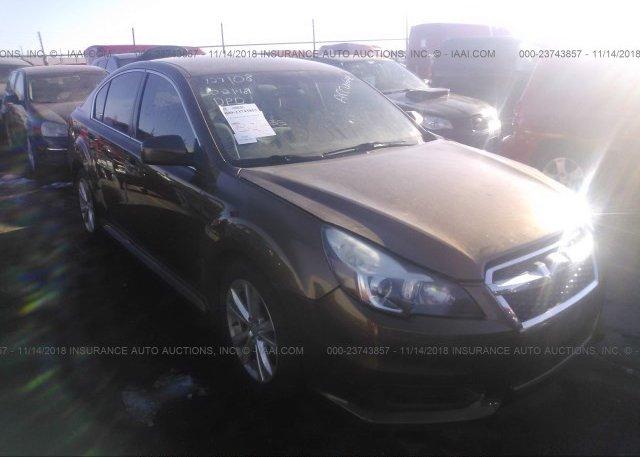 Inventory #774117481 2013 Subaru LEGACY