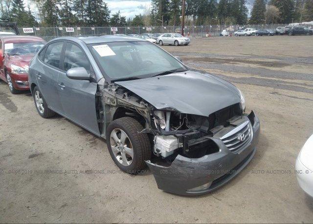 Inventory #575706257 2010 Hyundai ELANTRA