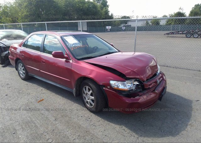 Inventory #317146621 2002 Honda ACCORD