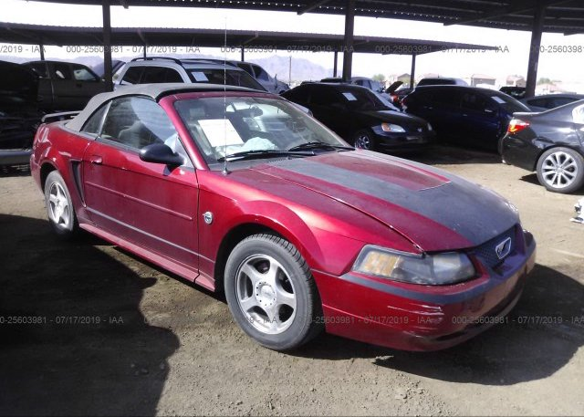 Inventory #304929713 2004 FORD MUSTANG