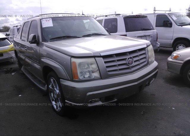 Inventory #119467429 2003 Cadillac ESCALADE