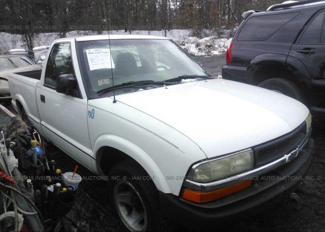 Inventory #227937018 2003 Chevrolet S TRUCK