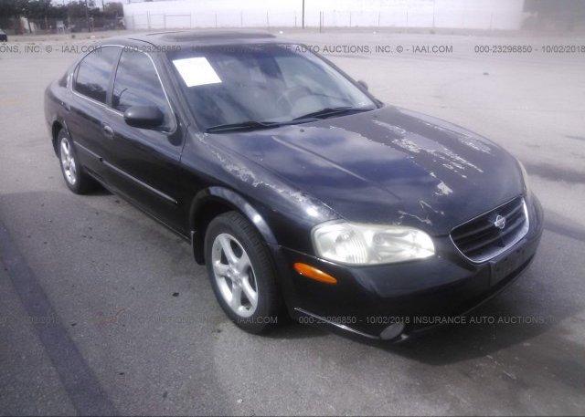Jn1ca31a1yt22969 Black Nissan Maxima At Burbank Ca On Online