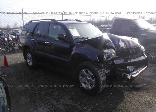Inventory #633534581 2008 Toyota 4RUNNER