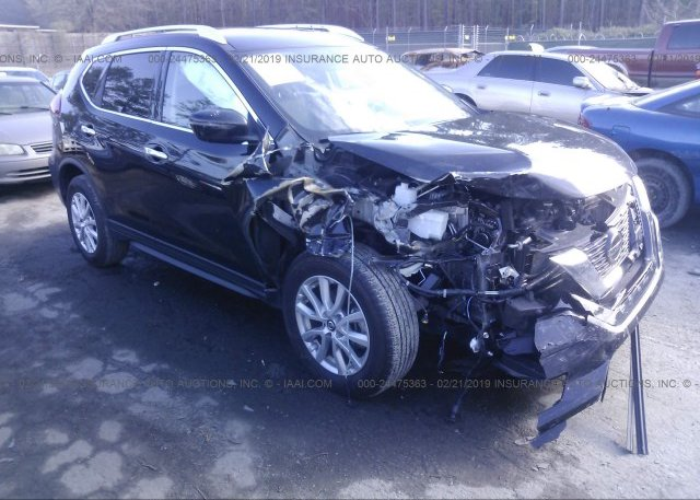 Inventory #771784217 2018 NISSAN ROGUE