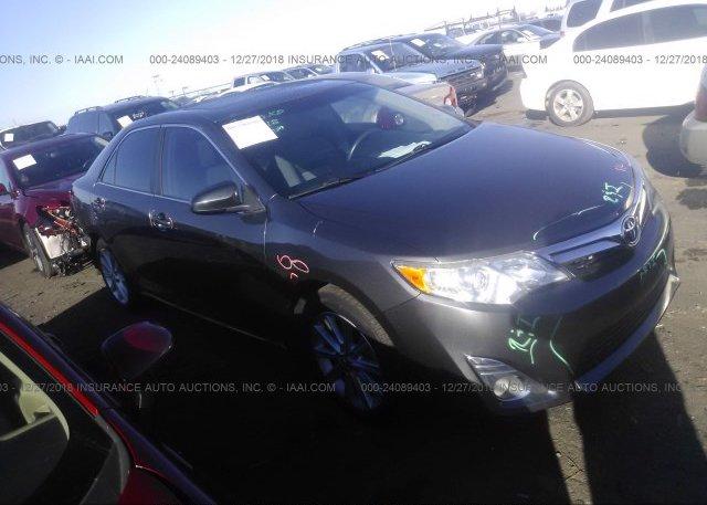 Inventory #826459257 2013 Toyota CAMRY