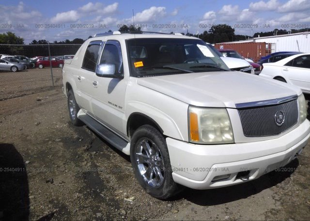 Inventory #602667535 2002 Cadillac ESCALADE