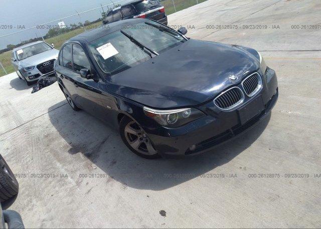 Inventory #666913197 2005 BMW 545