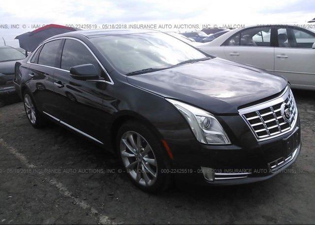 Inventory #660884667 2013 Cadillac XTS