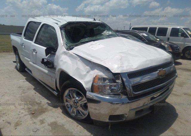 Inventory #166251439 2013 Chevrolet SILVERADO