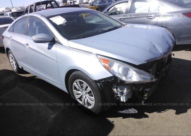 Inventory #698041522 2012 Hyundai SONATA