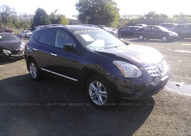 Inventory #872208960 2013 Nissan ROGUE