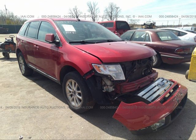 Inventory #159876918 2010 FORD EDGE