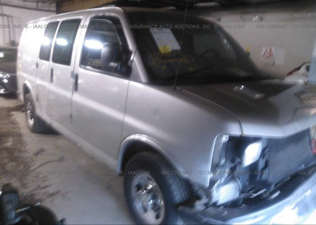 Inventory #210264400 2006 Chevrolet EXPRESS G2500