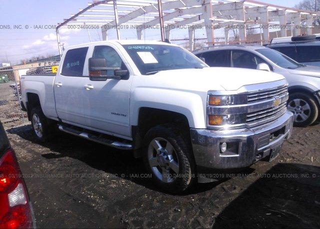 Inventory #483793594 2017 Chevrolet SILVERADO