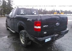 2005 FORD F150 - 1FTRX14W85FA56974 [Angle] View