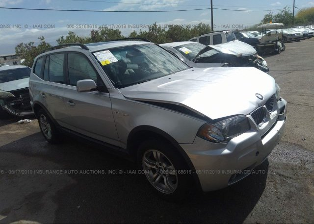 Inventory #979987197 2006 BMW X3