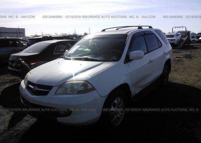 2003 Acura MDX - 2HNYD18843H512099