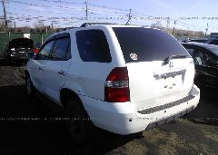 2003 Acura MDX - 2HNYD18843H512099 [Angle] View