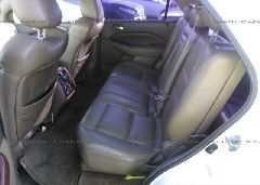 2003 Acura MDX - 2HNYD18843H512099 front view