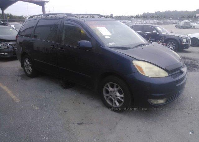 Inventory #953053632 2004 Toyota SIENNA
