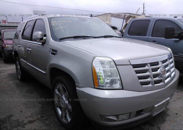 Inventory #532002125 2007 Cadillac ESCALADE