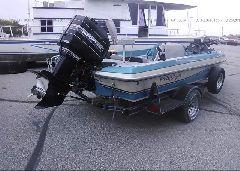 1992 PROCRAFT FISHING - MPDT0122B292 rear view