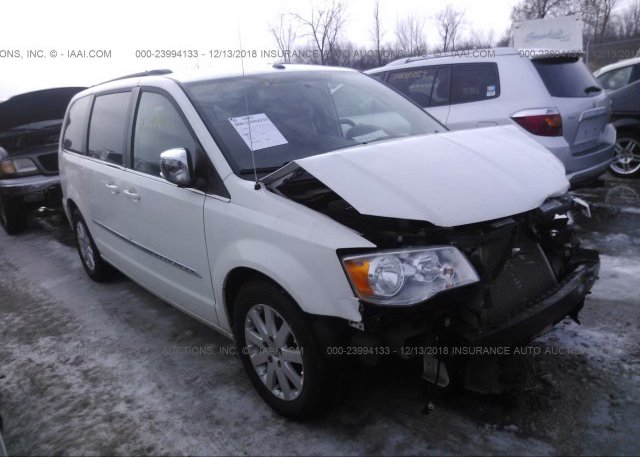 Inventory #512328628 2011 Chrysler TOWN & COUNTRY