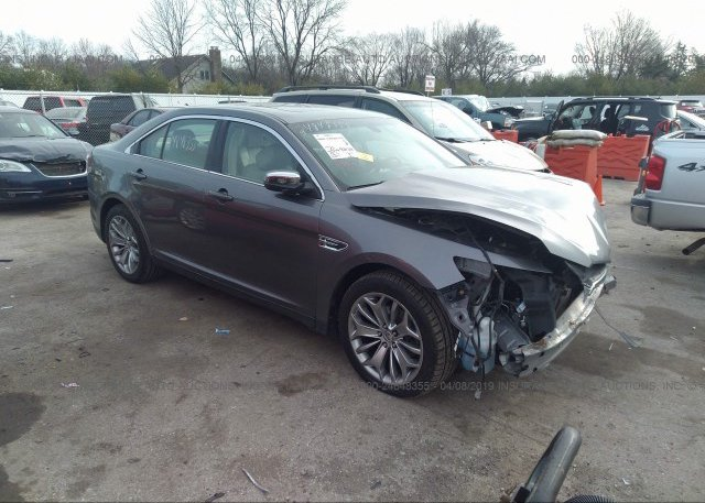 Inventory #663320118 2013 FORD TAURUS