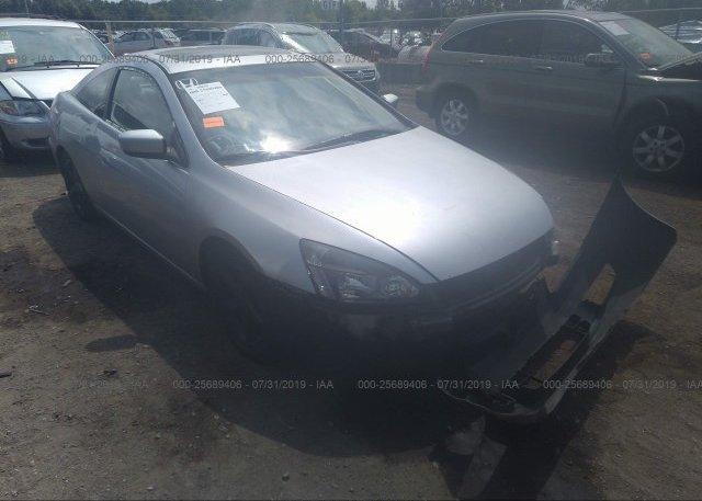 Inventory #360281326 2003 Honda ACCORD