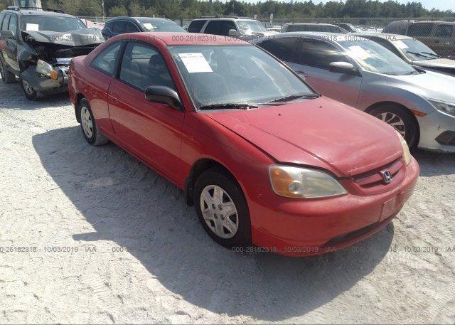 Inventory #531156982 2003 Honda CIVIC