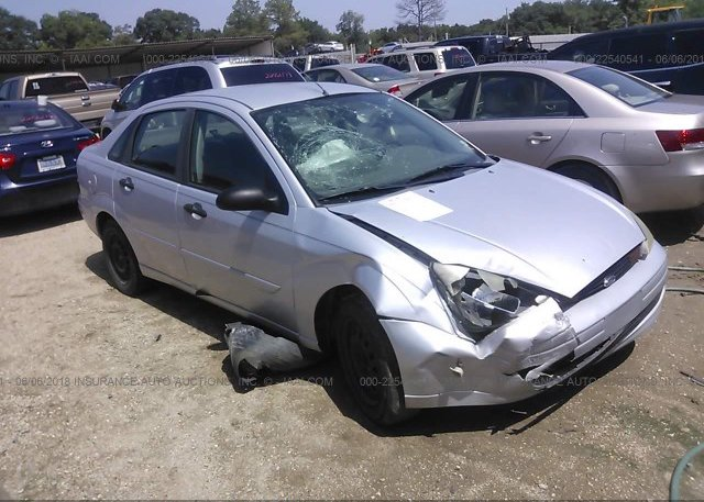 Inventory #854200372 2004 FORD FOCUS