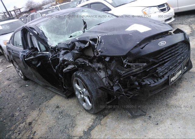 Inventory #661801385 2014 FORD FUSION