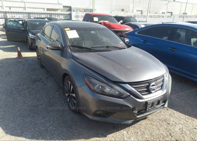 Inventory #652402734 2017 Nissan ALTIMA