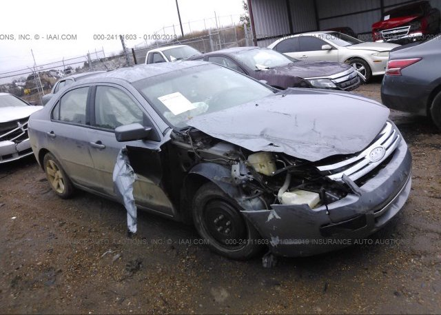 Inventory #487532241 2007 FORD FUSION