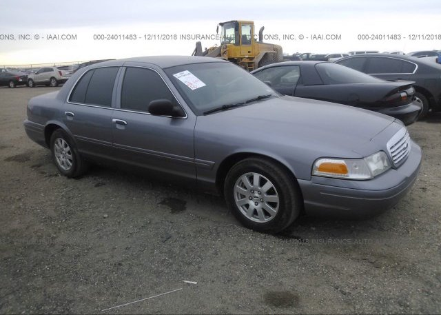 Inventory #257484582 2006 FORD CROWN VICTORIA