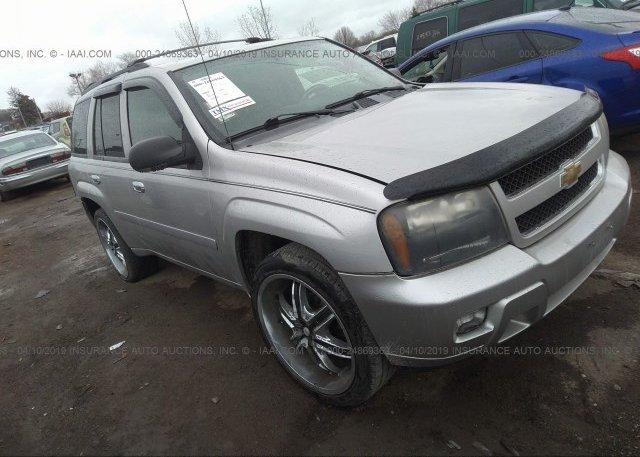 Inventory #430767404 2007 Chevrolet TRAILBLAZER