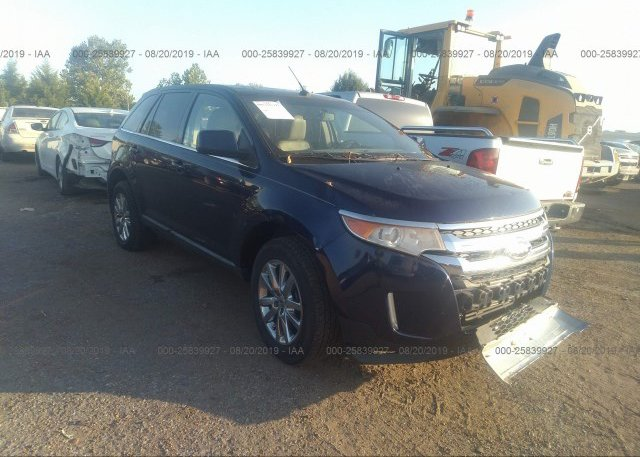 Inventory #649821445 2011 FORD EDGE