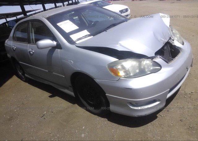Inventory #132252266 2005 Toyota COROLLA
