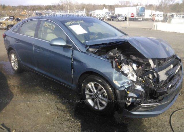 Inventory #629868141 2015 Hyundai SONATA