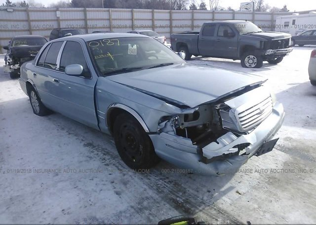 Inventory #253101220 2003 FORD CROWN VICTORIA