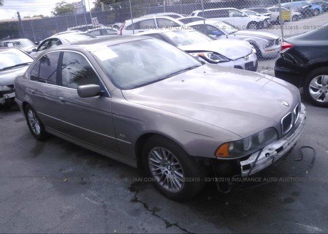 Inventory #315062236 2003 BMW 530