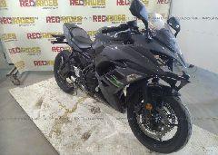 2018 Kawasaki EX650