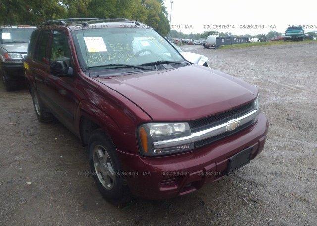 Inventory #392113126 2005 Chevrolet TRAILBLAZER