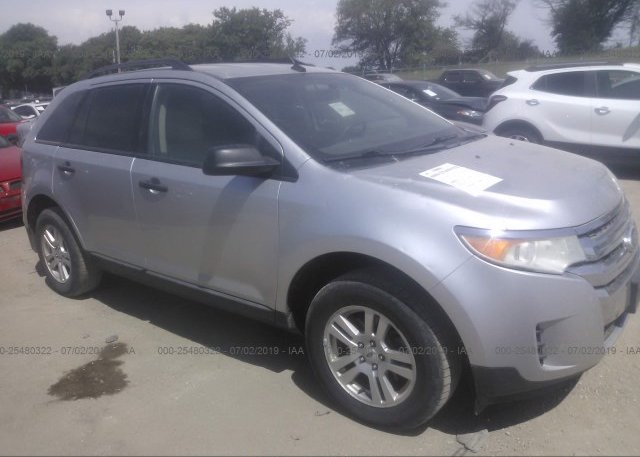 Inventory #960152877 2011 FORD EDGE