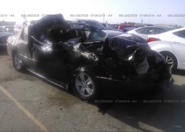 Inventory #724918327 2015 Chevrolet IMPALA LIMITED